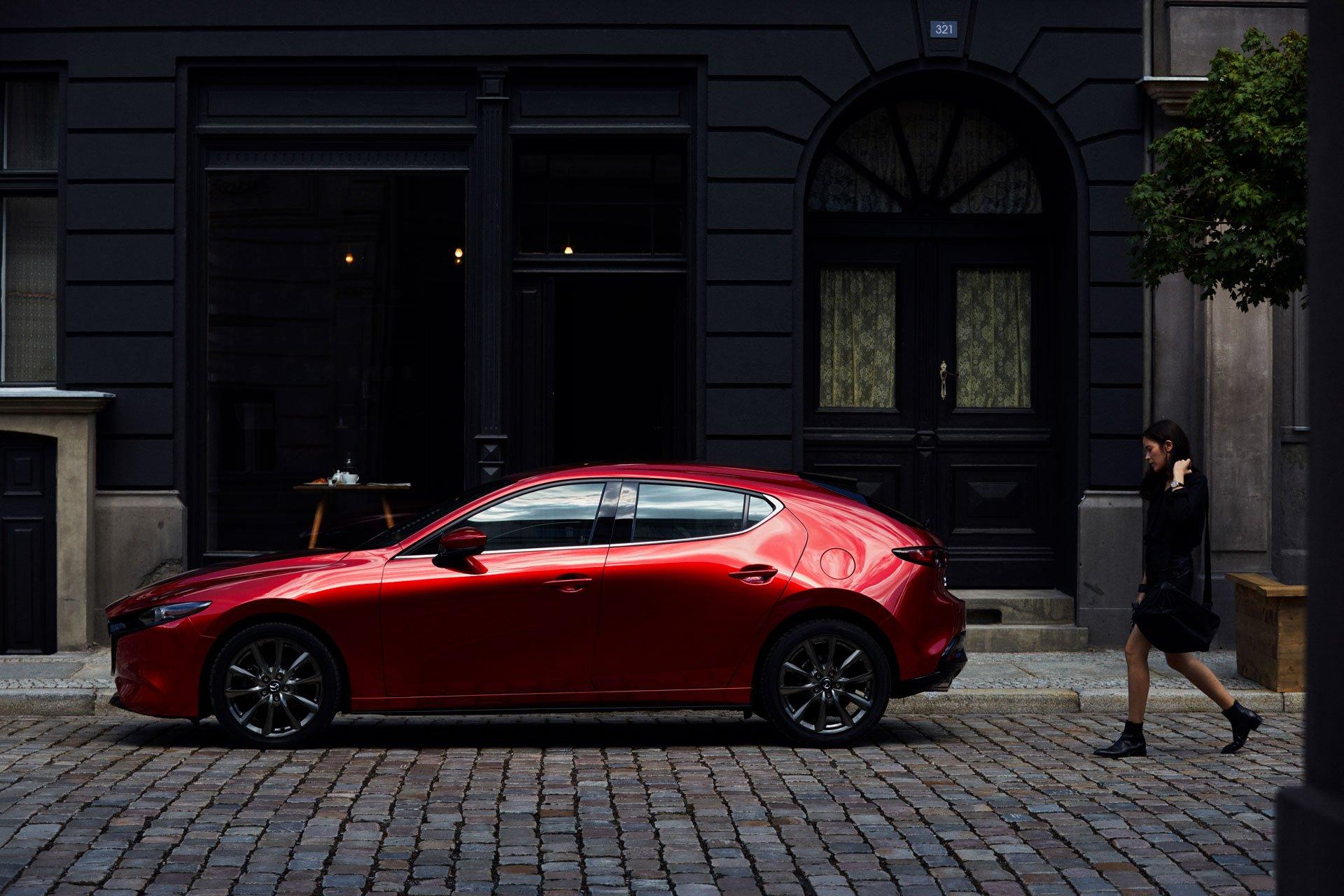 Mazda Ecuador - vehículos premium