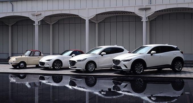 Mazda Ecuador - Mazda 100 años