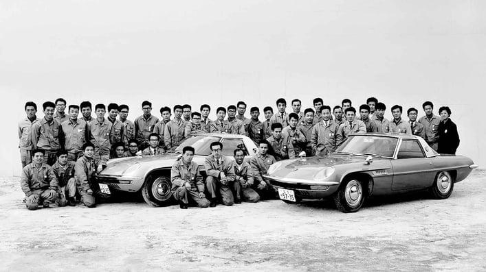 Mazda Ecuador- Mazda 100 años