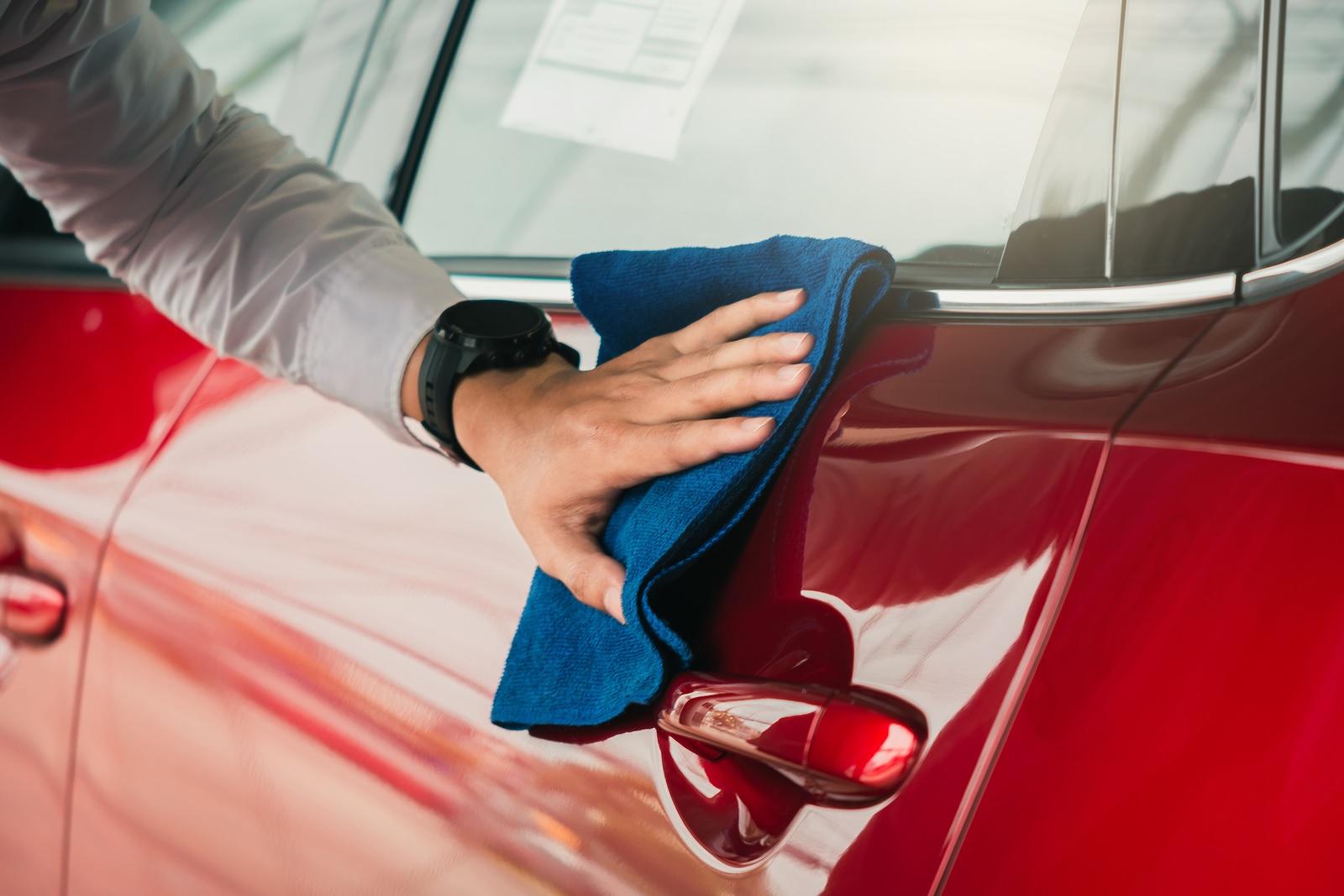 Mazda Ecuador - cuidar pintura