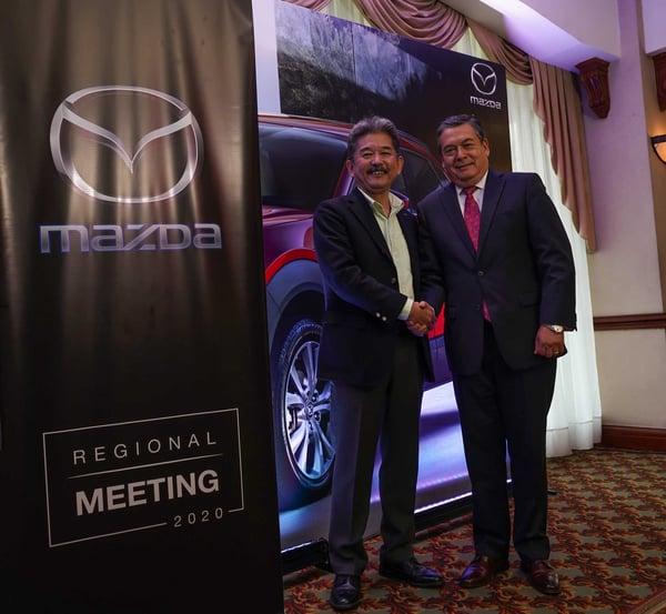 Mazda Ecuador Regional Meeting 2