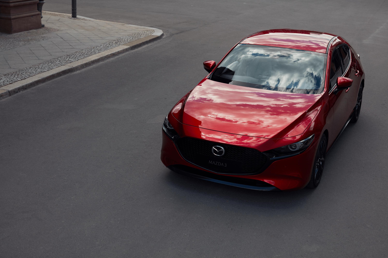 Mazda Ecuador - All New Mazda 3