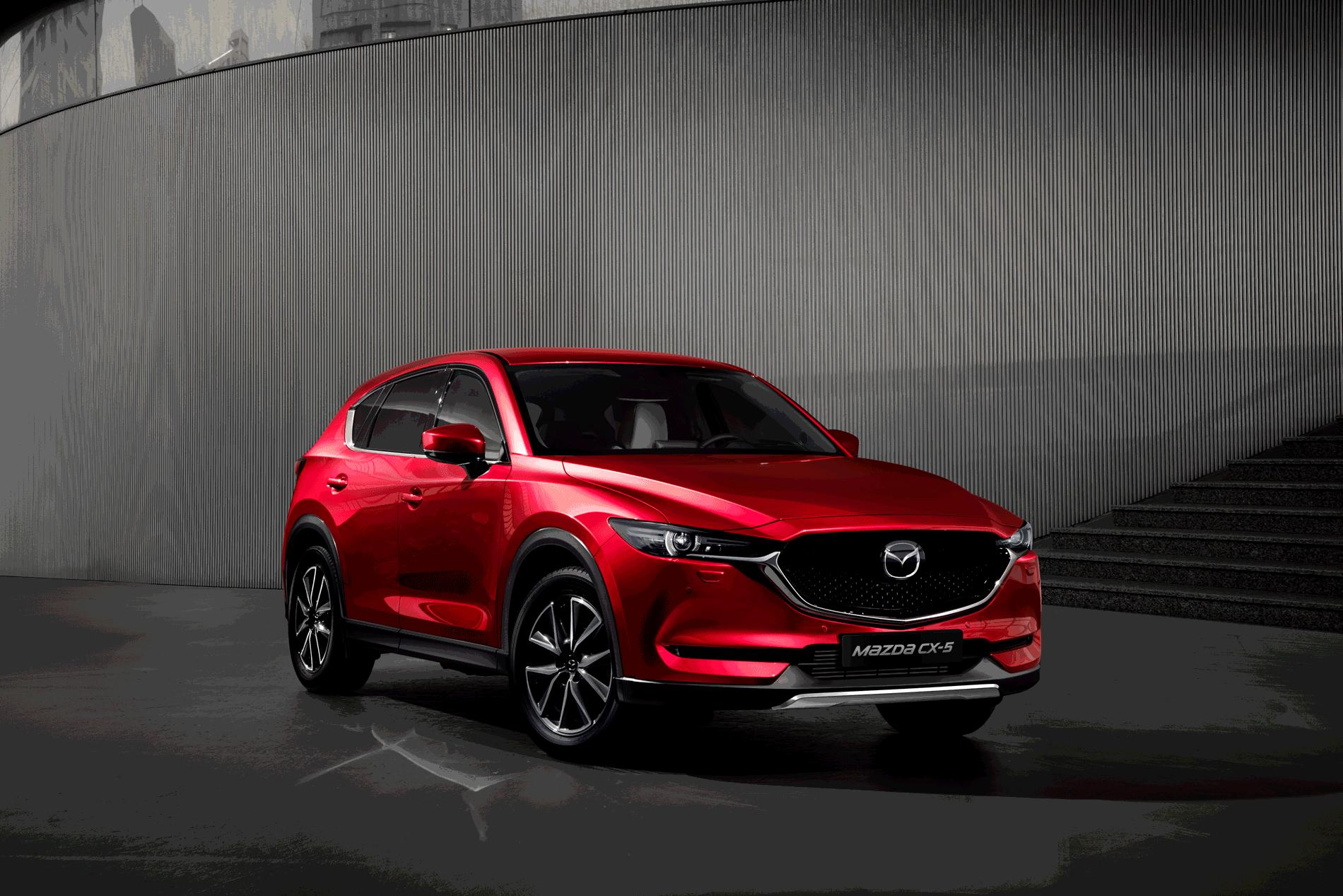 Mazda Ecuador - Mazda CX-5