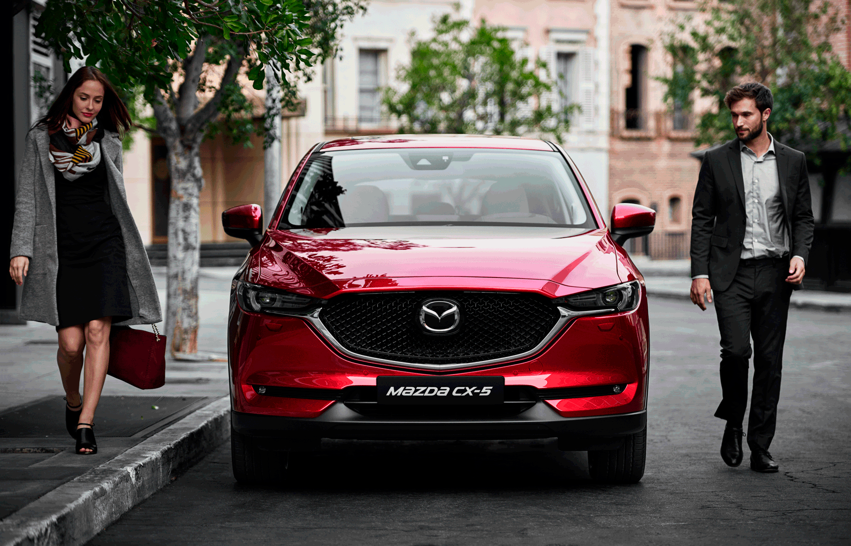 Mazda Ecuador -Mazda CX5