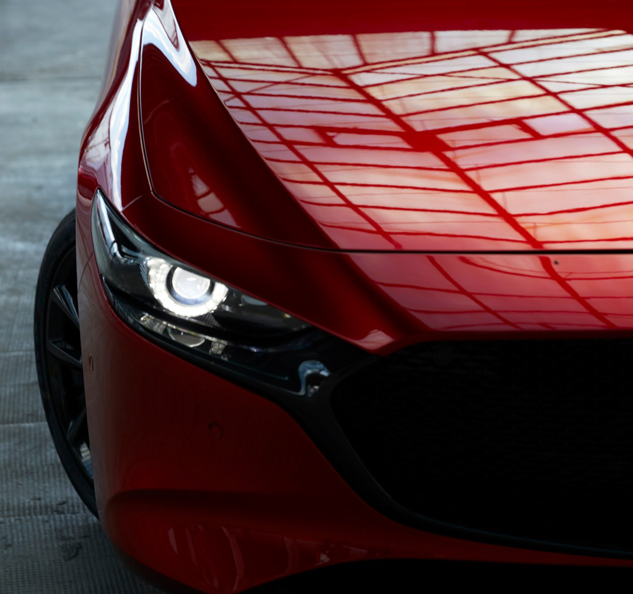 3 expresiones de diseño Kodo en los vehículos Mazda