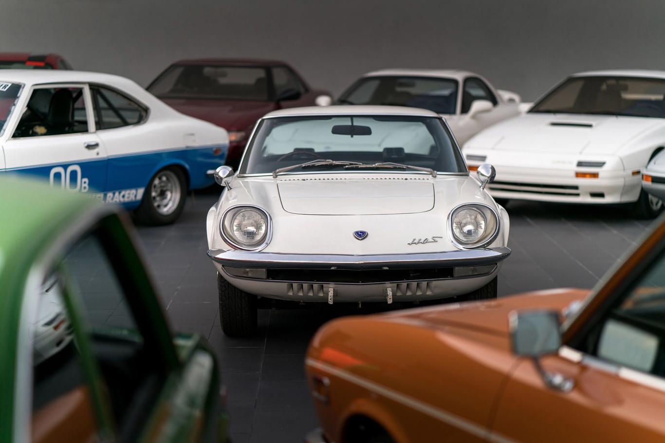 Clásicos Mazda avanzados a su tiempo