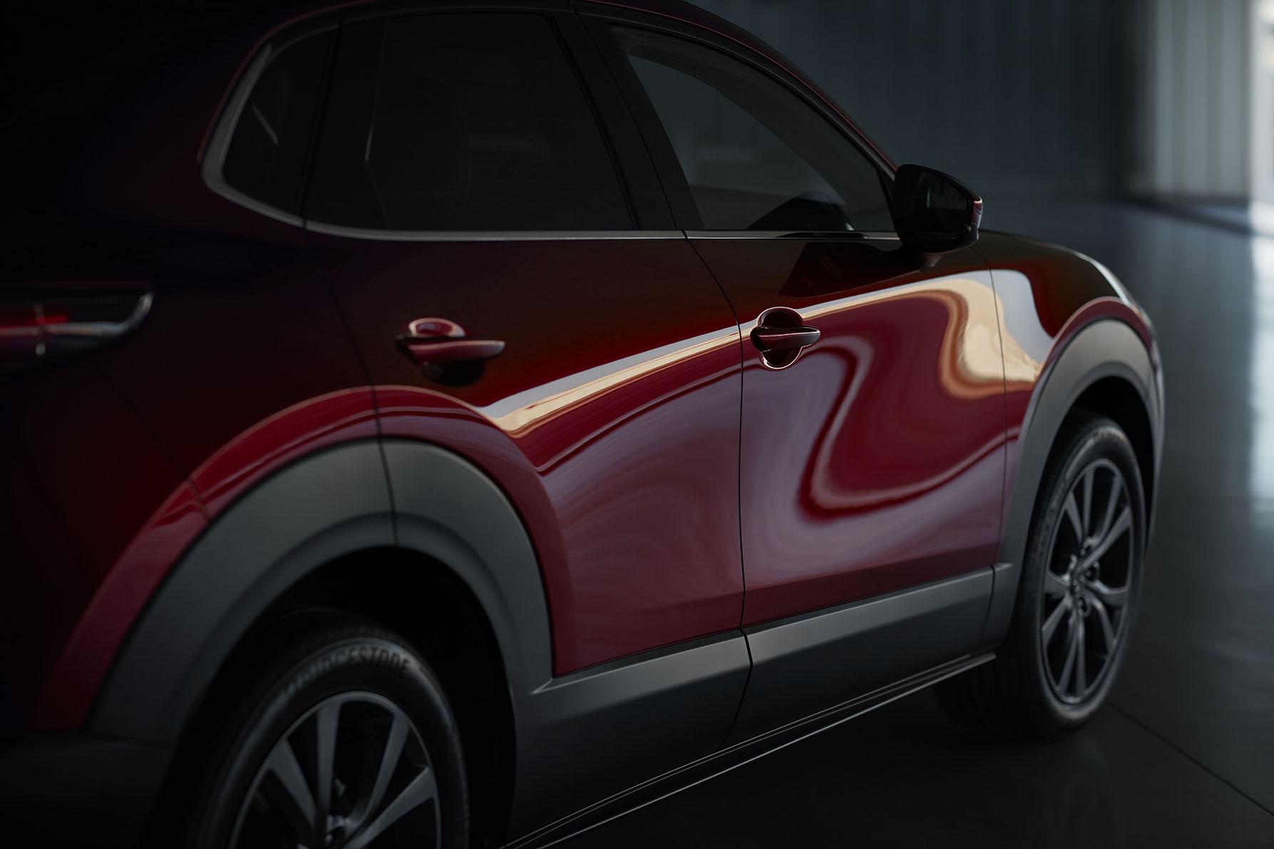 Mazda CX30: Una experiencia de conducción fuera de lo común.