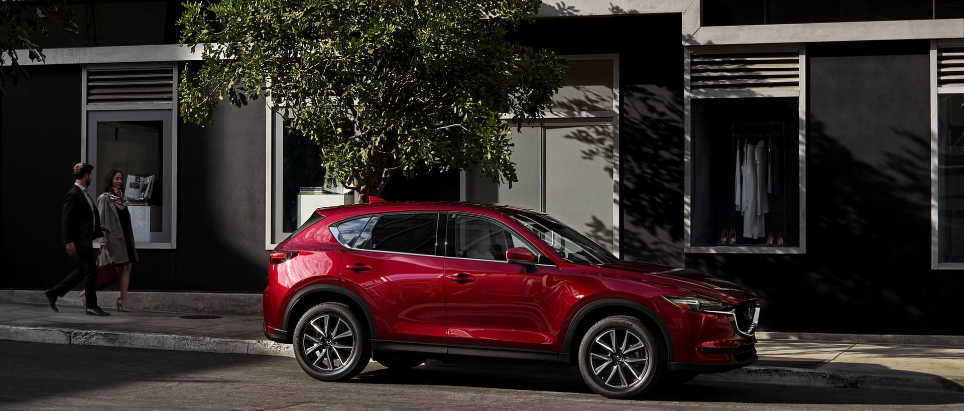 Una experiencia de manejo inigualable para toda la familia: Mazda CX-5