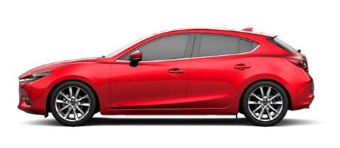 Mazda <span>3 Hatchback</span>