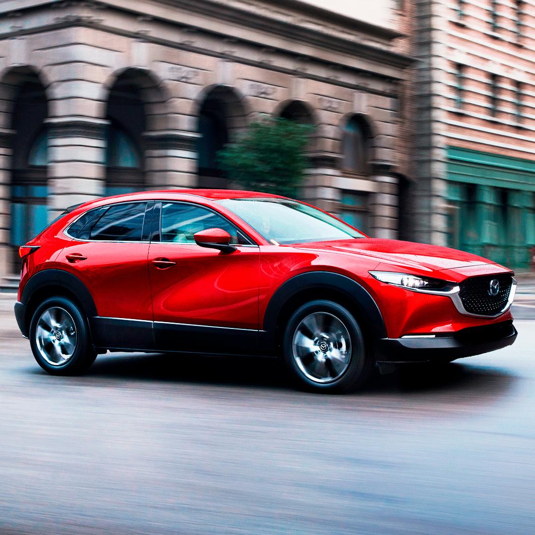 Mazda reconocida como la creadora de los mejores vehículos 2021
